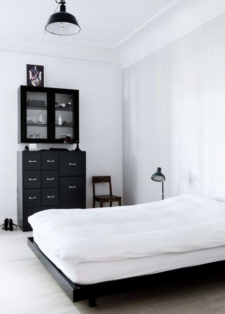 Find this Pin and more on spaces   bedroom. Bedroom   Yvonne Kone Home     Line Klein for Elle Decoration