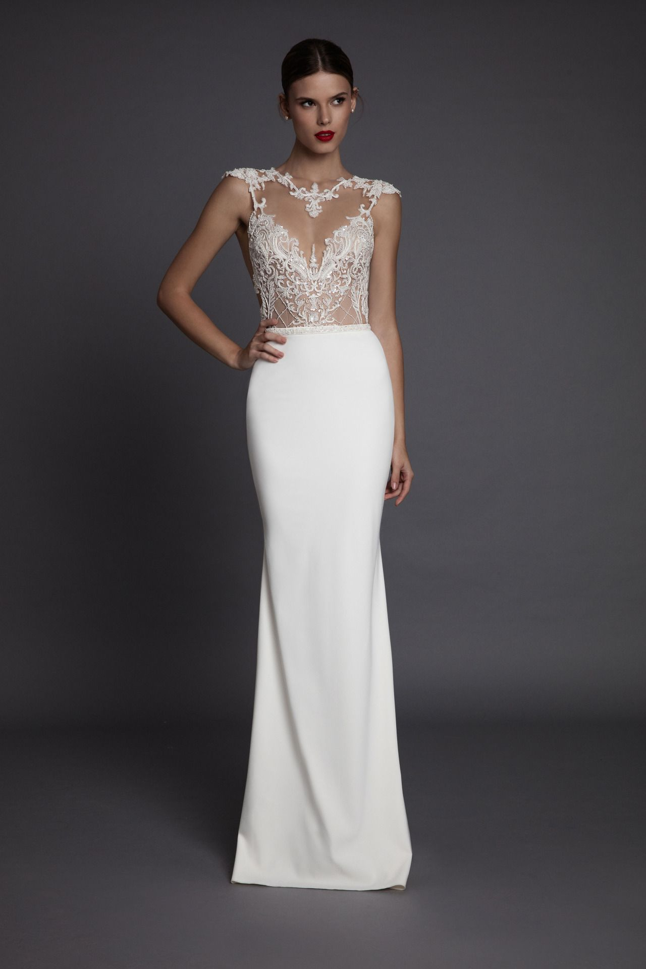 How much are berta wedding dresses  Destination Style  First Look Muse by Berta Bridal FW  Aurora