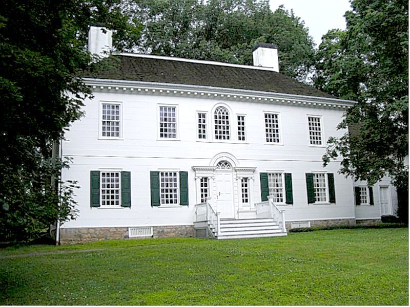 Ford Mansion In Morristown National Historical Park Was Where