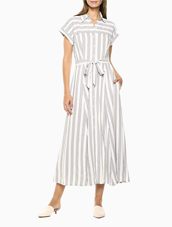 35++ Calvin klein maxi shirt dress ideas in 2021