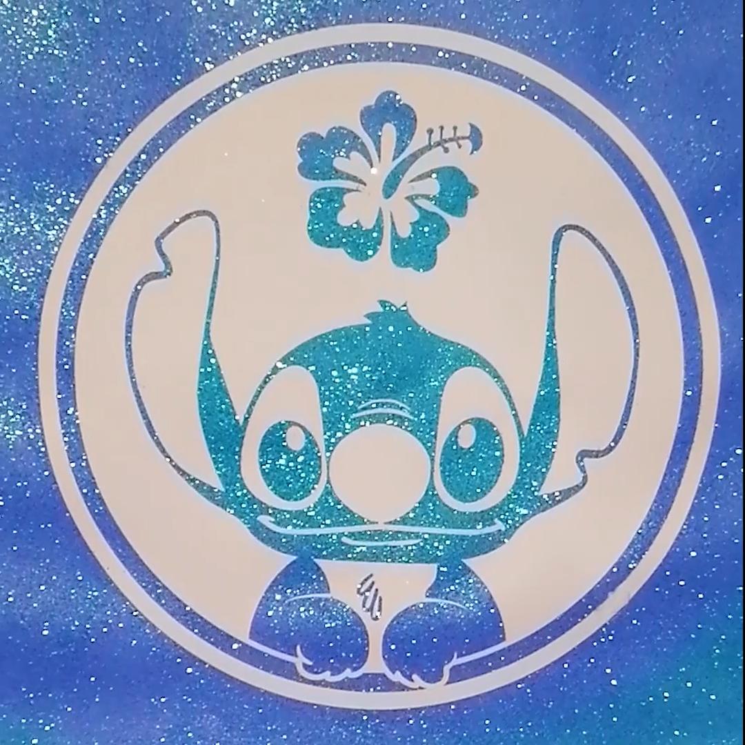 Stitch SVG, Disney SVG, Lilo & Stitch svg, Aloha svg, Personnage Disney svg, Fichier de découpe, Silhouette Cameo, Cricut, SVG Geek