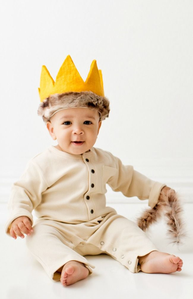 DIY Where the Wild Things Are Costume Wild things, Costumes and - cute childrens halloween costume ideas