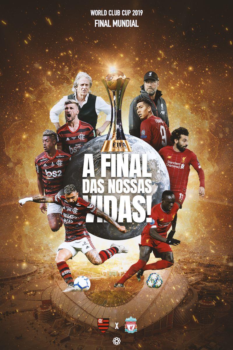 Pin by Renan Wandermurem on Flamengo Futbol, Finals, Fifa