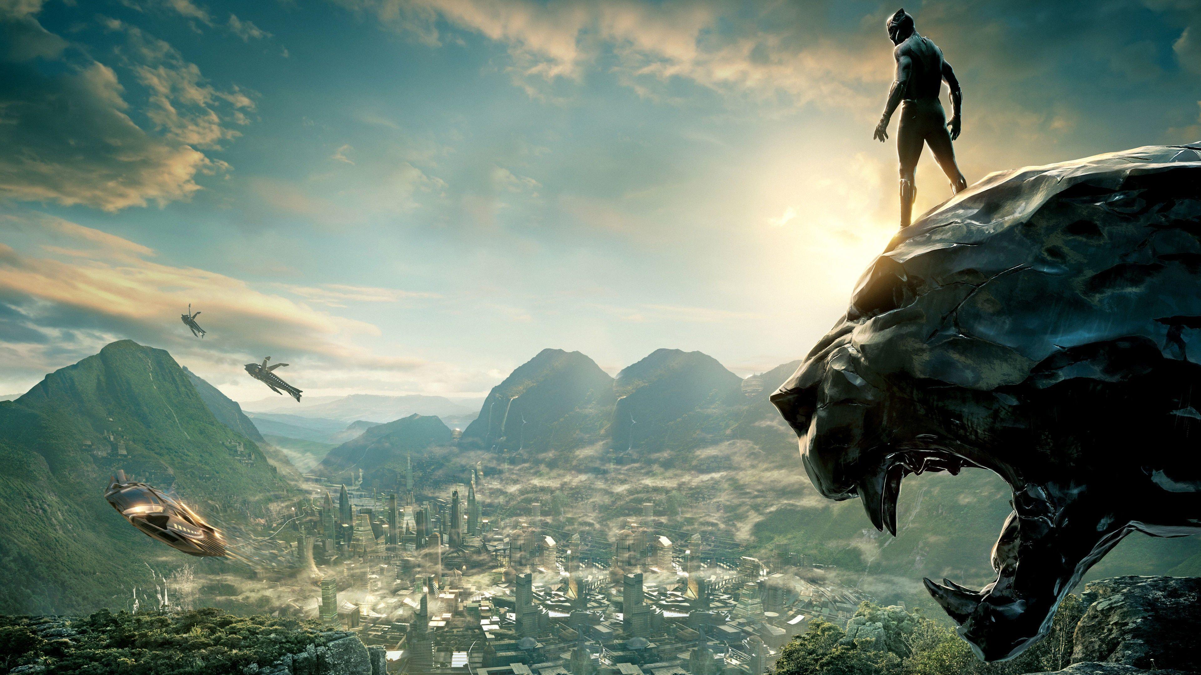 Fekete Parduc 2018 Online Teljes Film Filmek Magyarul Letoltes Hd T Challa Apja Halalat Kovetoen Ha Black Panther Black Panther 2018 Black Panther Movie Poster