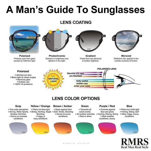 8982cb775c Sunglasses Color Guide - Bitterroot Public Library