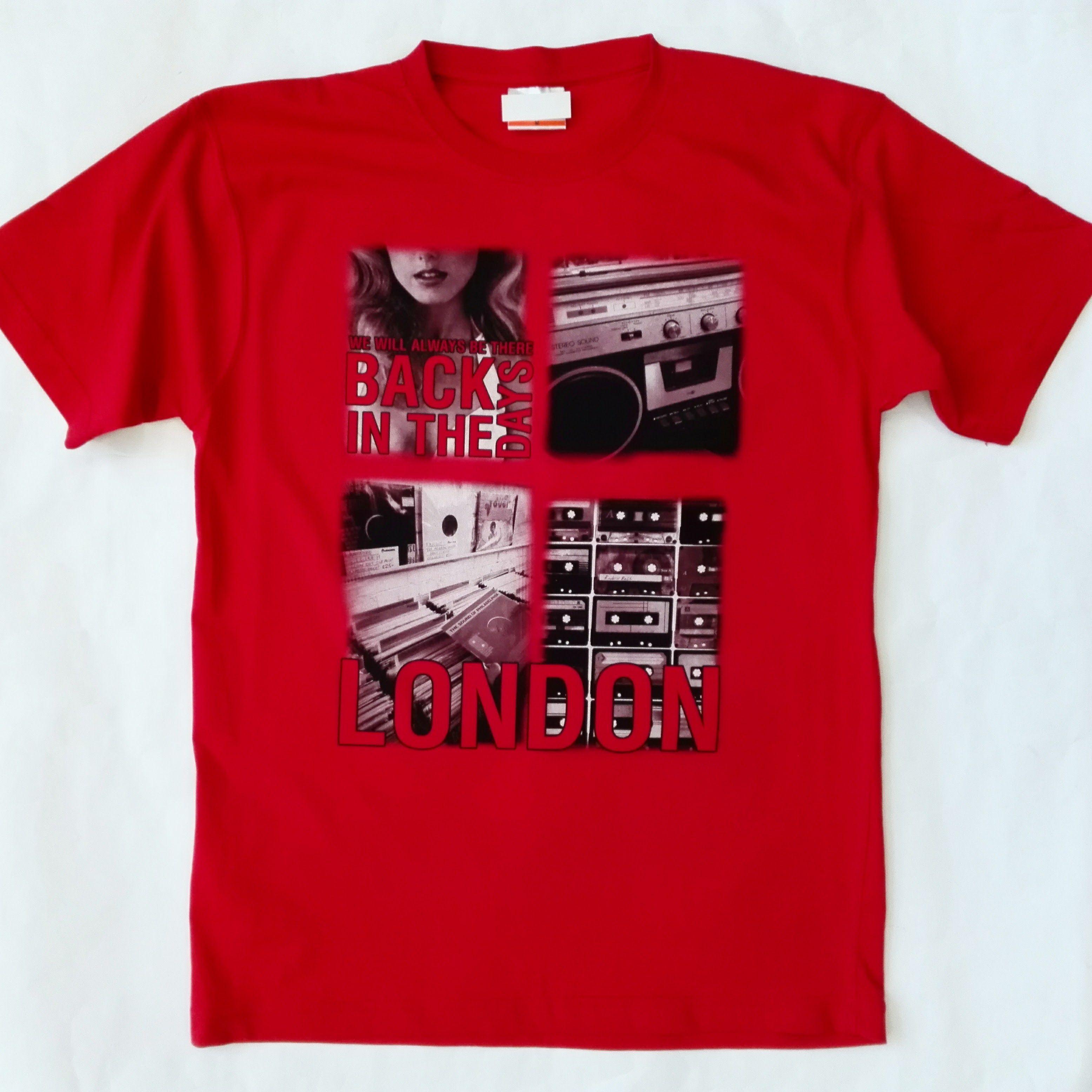 ЭкстреннаЯ печать футболок