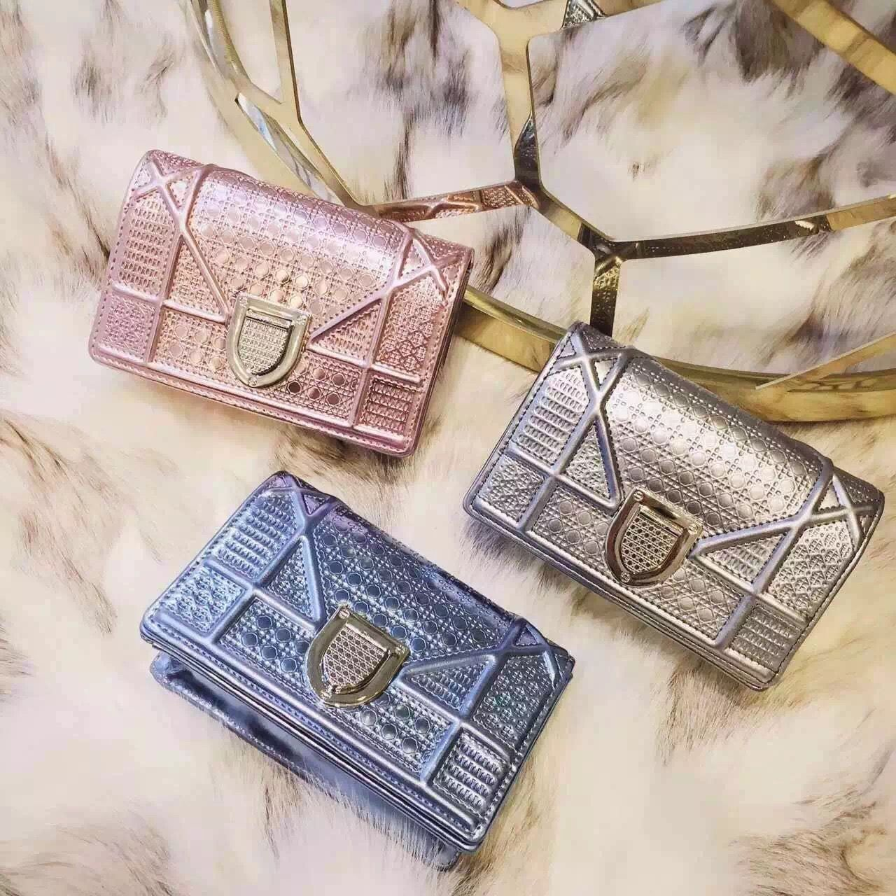 d79e1bbec Dior Calfskin Diorama Baby Pouch Fall 2015 | ^ handbags | Dior ...