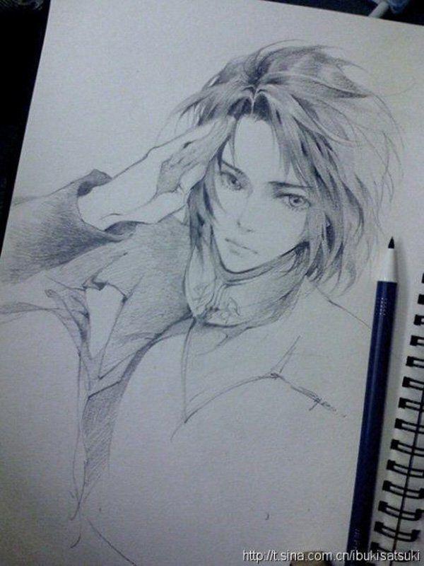 55 Beautiful Anime Drawings Cuded Anime Drawings Drawings Anime Art