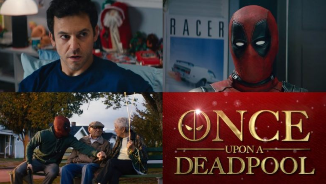 Once Upon a Deadpool (First Trailer) Yes, a PG version