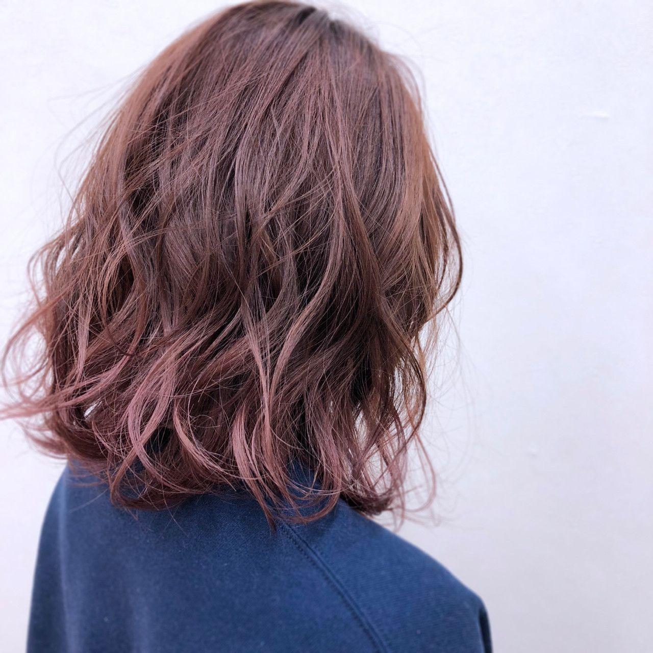 パーソナルカラー診断で自分にピッタリの髪色が見つかる Hair