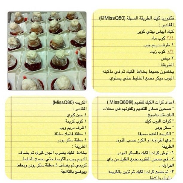 Hanan On Instagram وصفة فكتوريا بوب كيك علي الطريقة السهلة Cooking Instagram Posts Eat