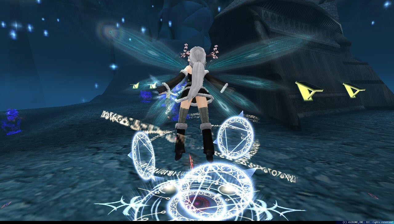 Pin oleh Mita Ka di MMORPG Toram Online