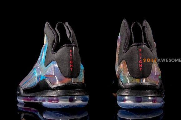 52d38970f5f44 Nike FL Vis Zoom Hyperflight 360 - Hologram