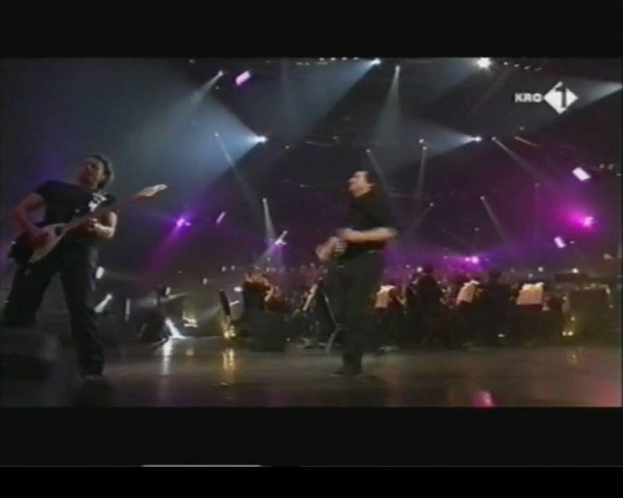 Night of the Proms 2001, Chris de Burgh, High on Emotion
