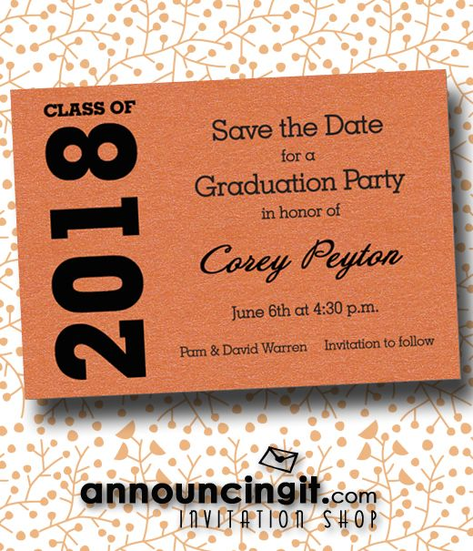 2018 graduation save the date cards graduation invitations and
