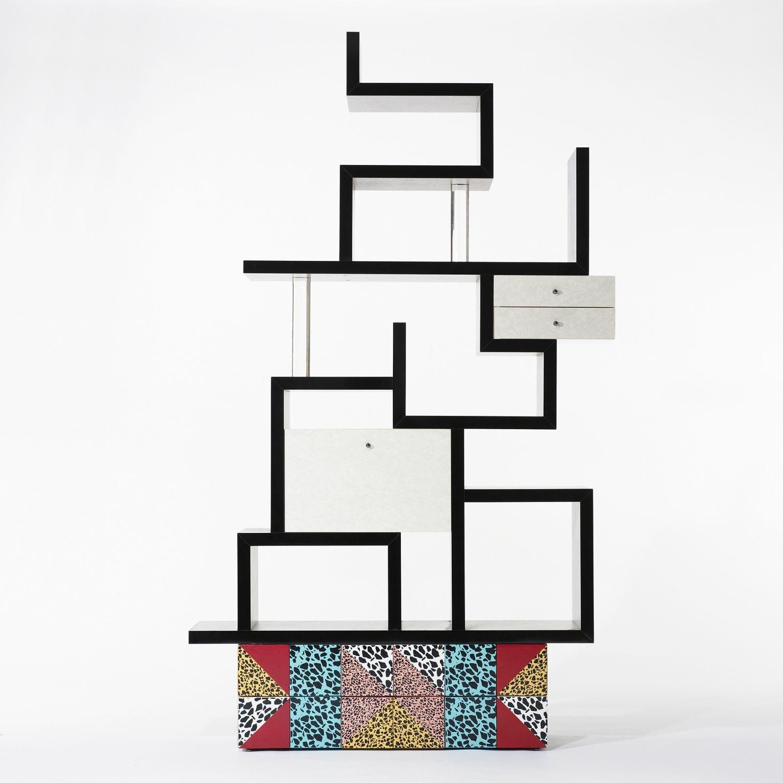 ettore sottsass max shelf memphis group pinterest