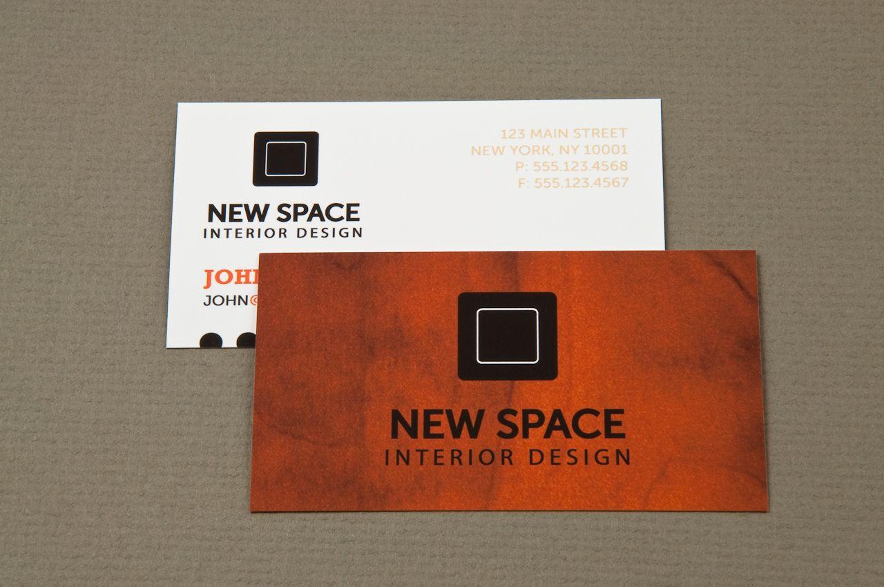 Business Card Slogan For Interior Designer Business Cards