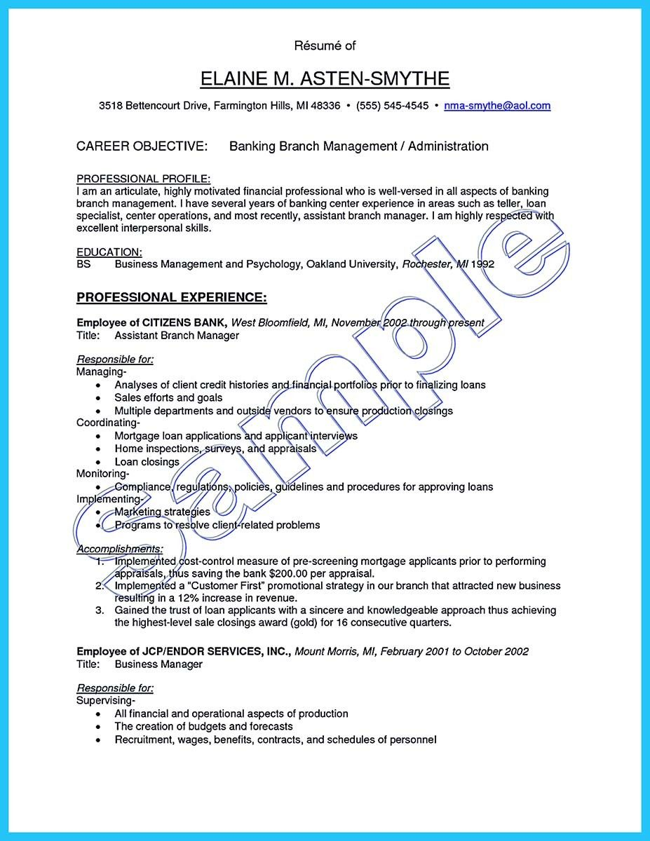 Writing A Professional Profile Awesome Writing A Great Assistant Property Manager Resume  Resume .