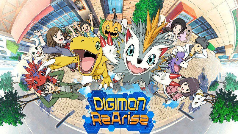 Preregister for Digimon ReArise for a special ingame