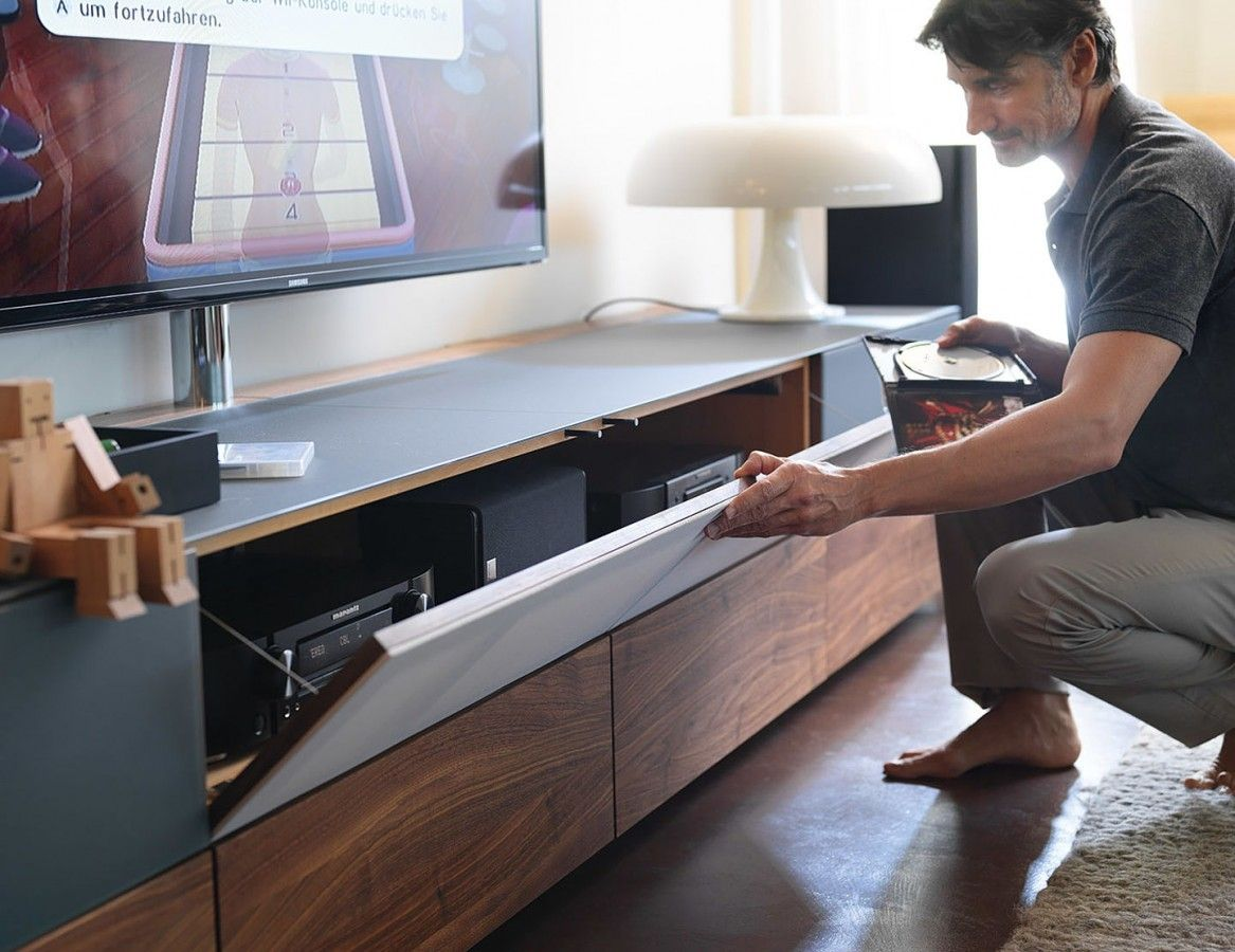 Audio systemen | Interieur Paauwe Zonnemaire | Huis | Pinterest | Tv ...