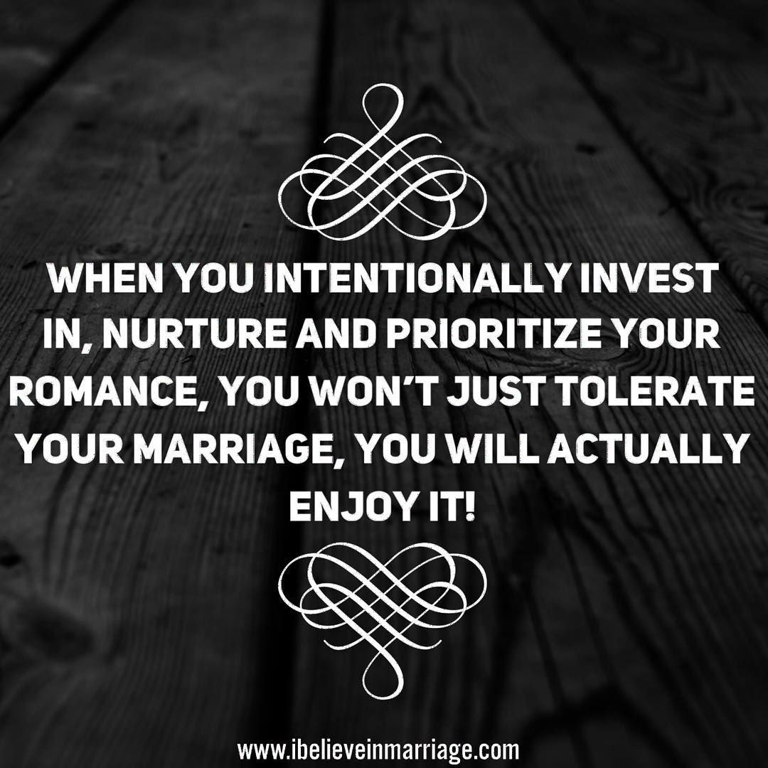 Don T You Want To Do More Than Just Tolerate Your Marriage