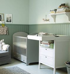 Ikea Changing Table And Crib