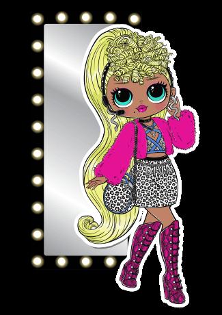 L O L Surprise O M G Lady Diva Lol Dolls Custom Dolls Collectible Dolls