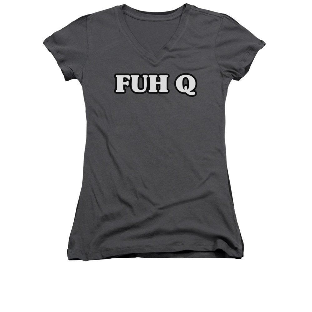 Fuh Q Junior V-Neck T-Shirt