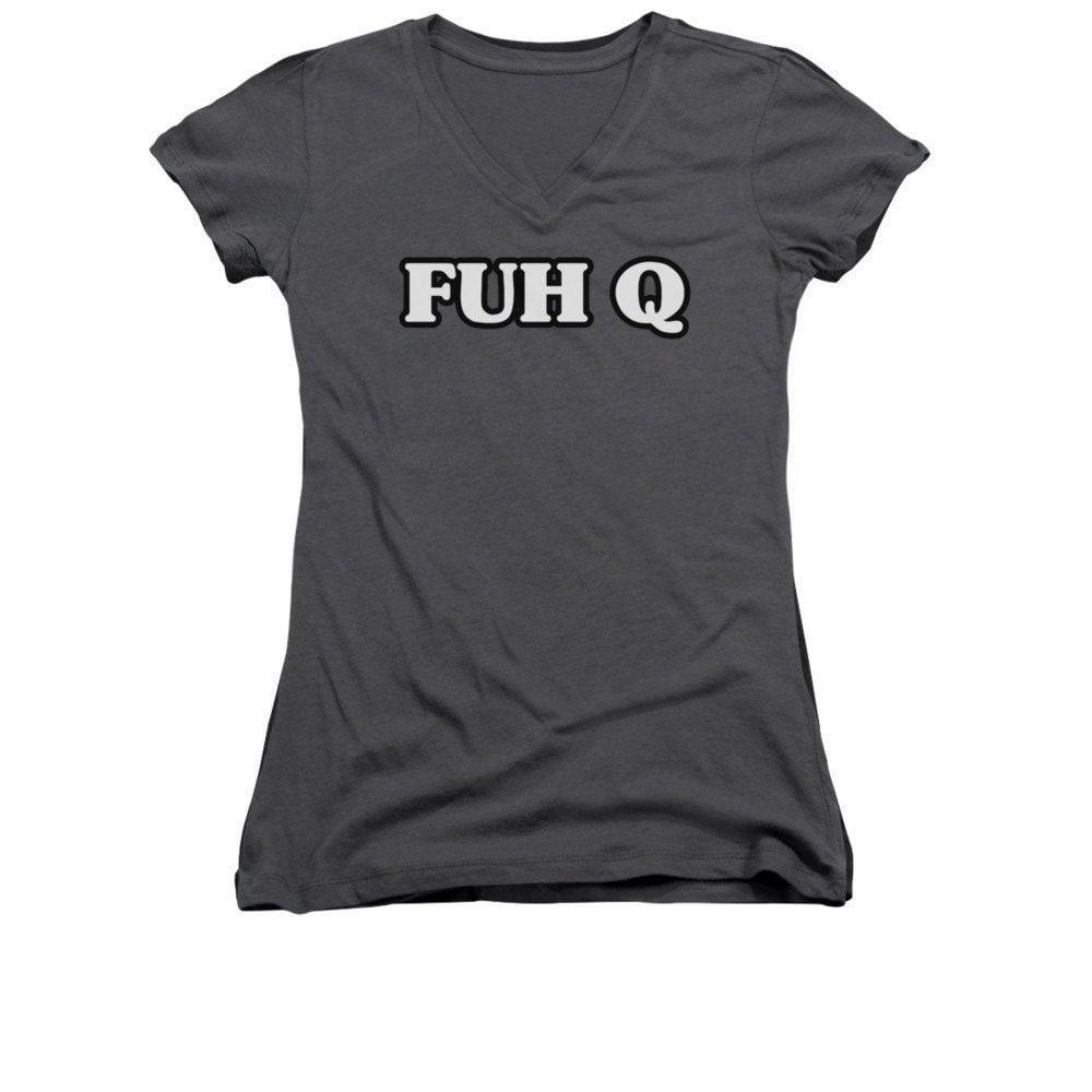 Fuh Q Junior V-Neck T-Shirt