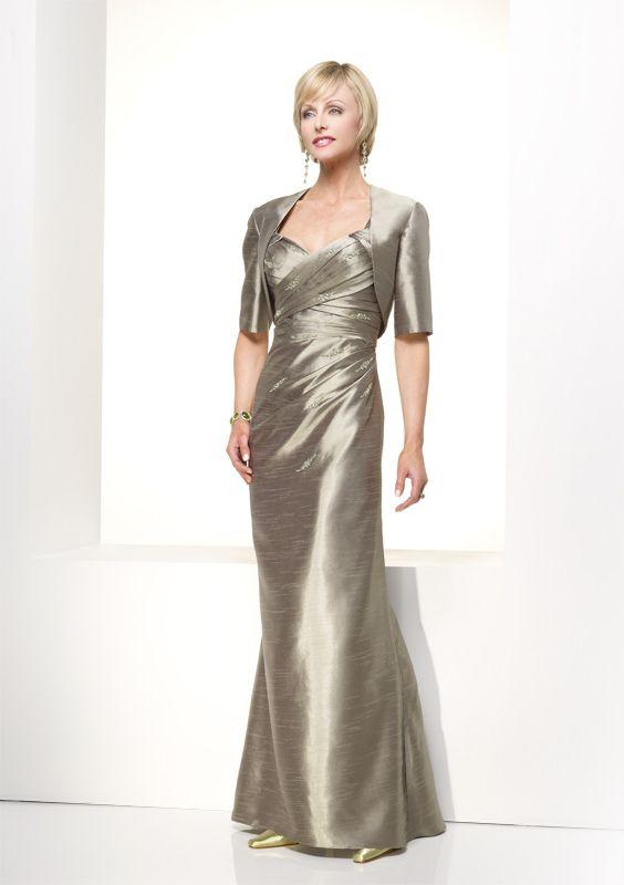Mother of the Bride dress | Mutter kleider, Kleider und ...
