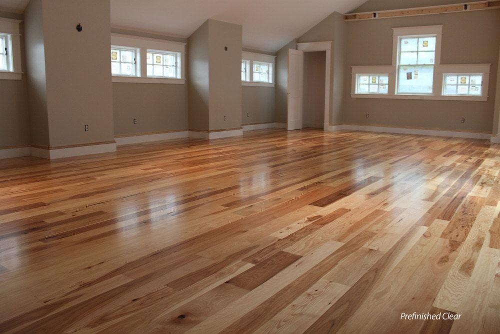 Tungston Hardwood Unfinished Hickory Hickory Flooring