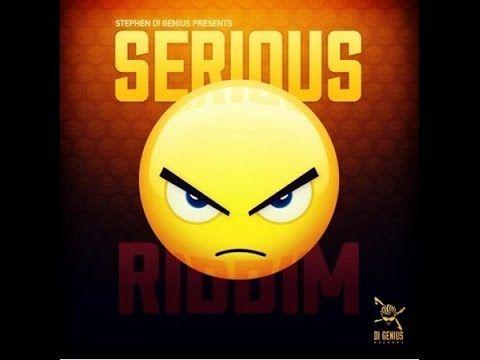 Mr Bruckshut Serious Riddim 2016 Mix Di Genius Records Genius Records Mr