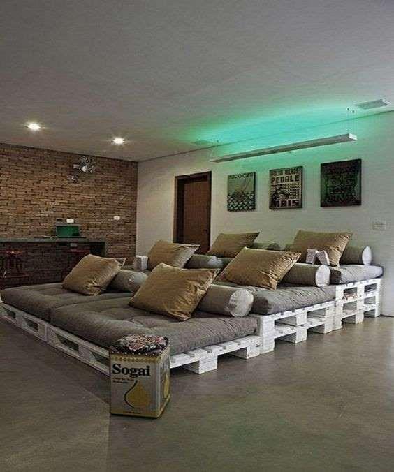 15+ Media Room Furniture Ideas & Home Theater Room