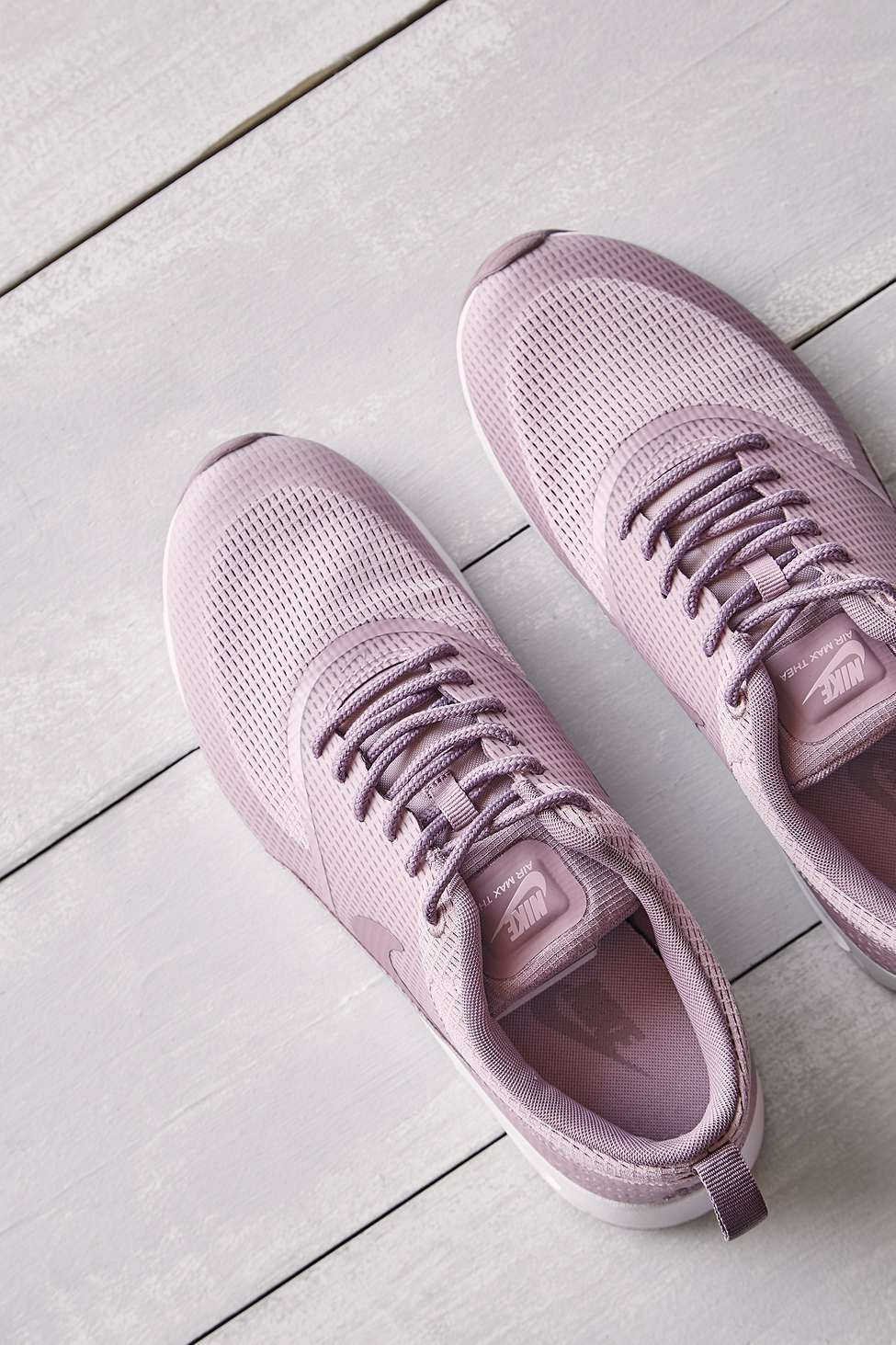 pretty nice 60290 c2f3e Nike - Baskets Air Max Thea mauve
