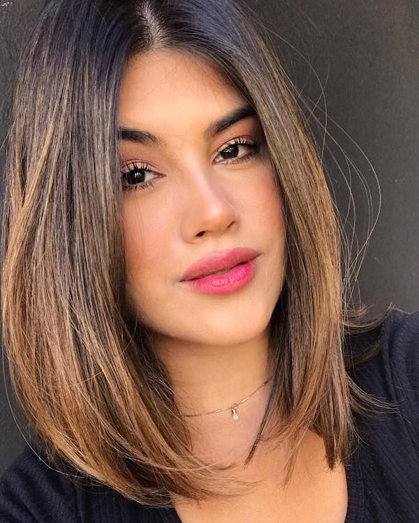 45 Best Balayage Hairstyles for Straight Hair for 2019 #caramelbalayage