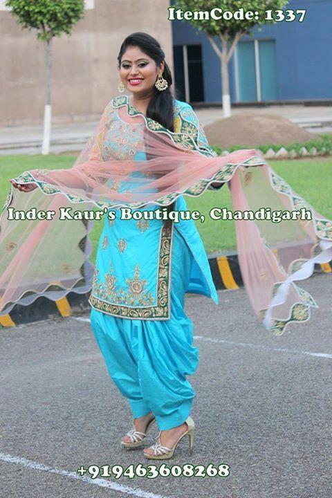 Punjabisuit Fashion Style Design Designer Boutique Chandigarh Shopping Punjabisuit Patialasuit Boutique Saree Fashion