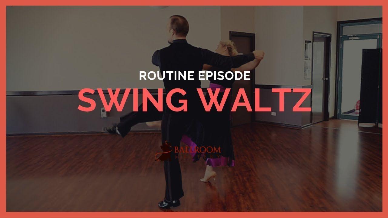 New Vogue Routine Swing Waltz Ballroom Mastery TV