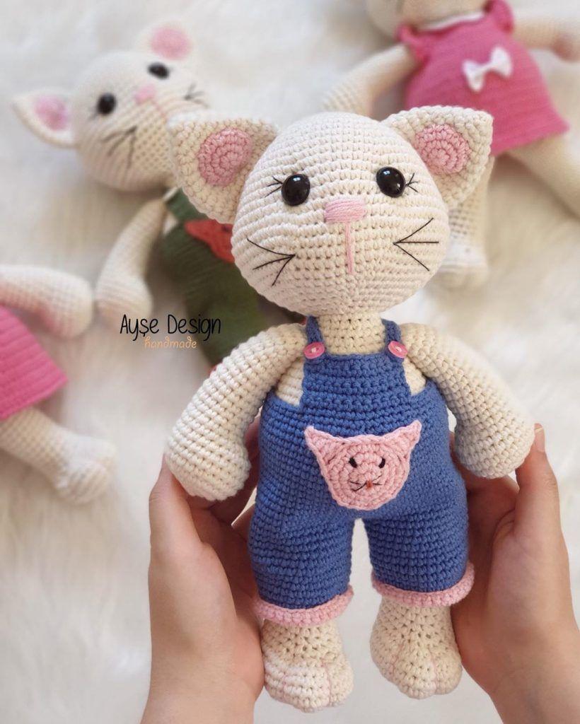 10 Free Amigurumi Crochet Patterns - Link Blast | Wzory amigurumi ... | 1024x820