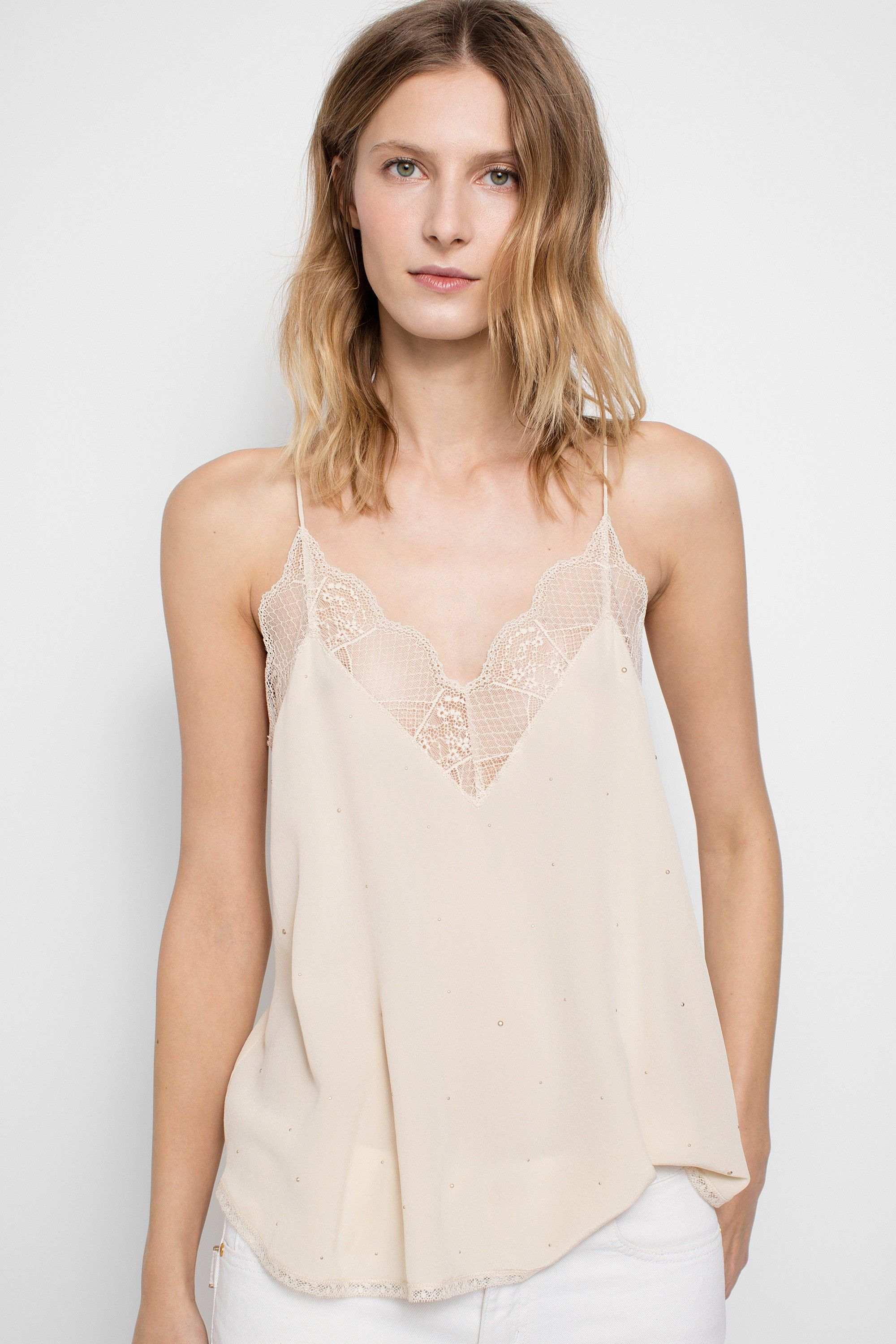 db13547ae70d99 Christy Deluxe Camisole