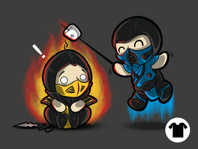 Toasty For 11 14 Mortal Kombat Characters Mortal Kombat Art