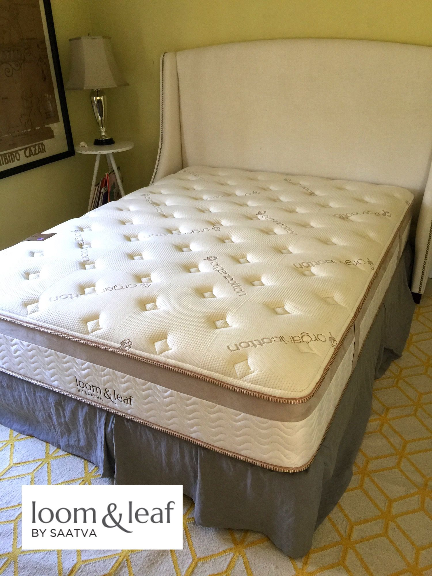 Review Loom & Leaf Memory Foam Bed Memory foam mattress