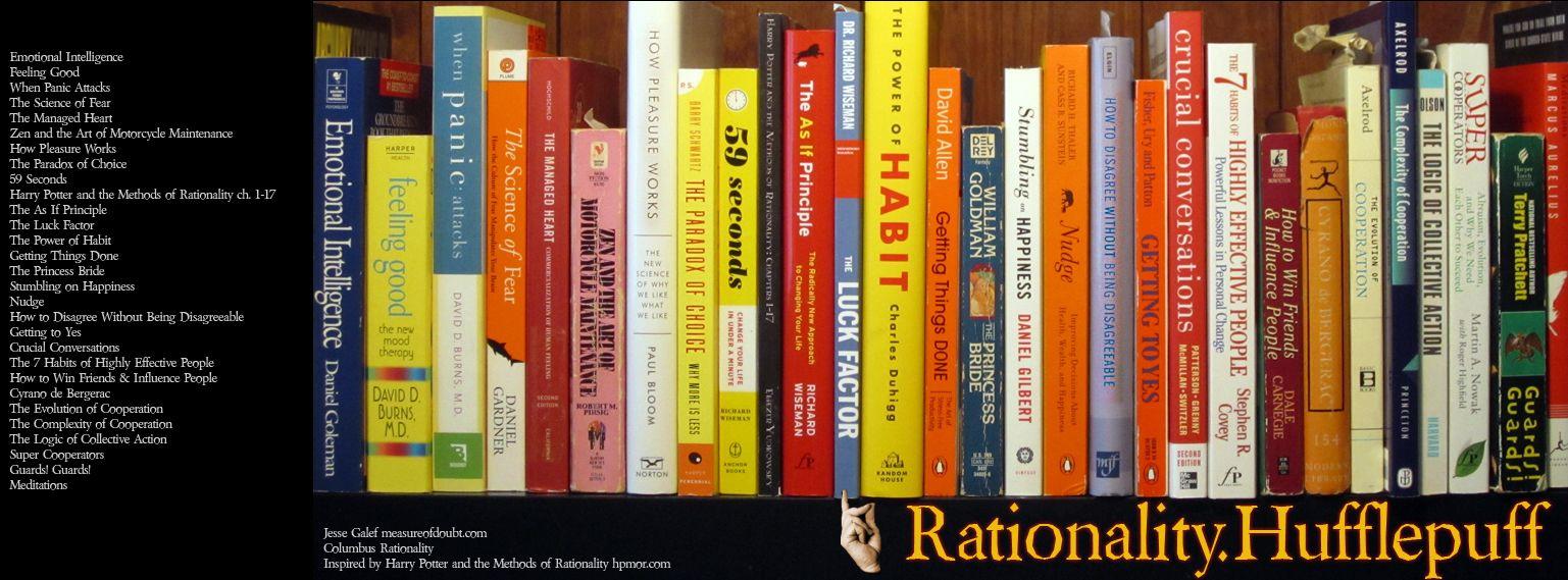 A reading list for each Hogwarts house - Hufflepuff