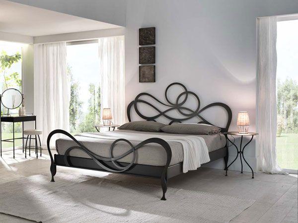 Arredamento Letti In Ferro Battuto : Dallo stile romantico a quello futuristico il letto in ferro