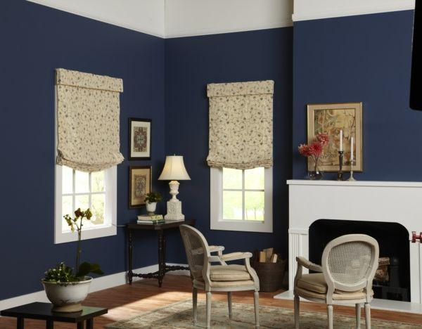 Moderne Raffrollos moderne raffrollos wohnzimmer drapierte lichtdurchlässige