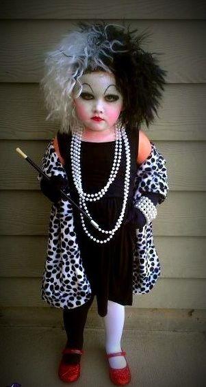 101 Dalmations Halloween Kostymer Barn Barnekostymer Halloween Kostymer Diy