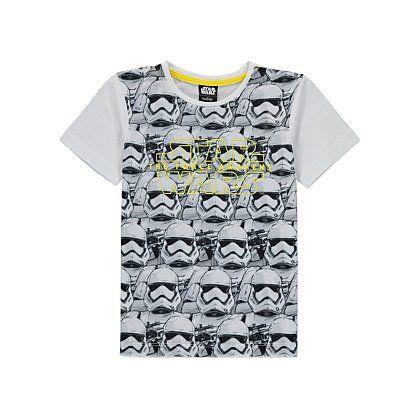 Star Wars T-shirt Kids George at ASDA Harvey Birthday - asda halloween decorations