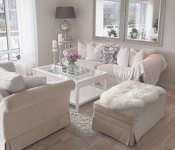 Future · White Living Room FurnitureLiving Room IdeasClassy ...