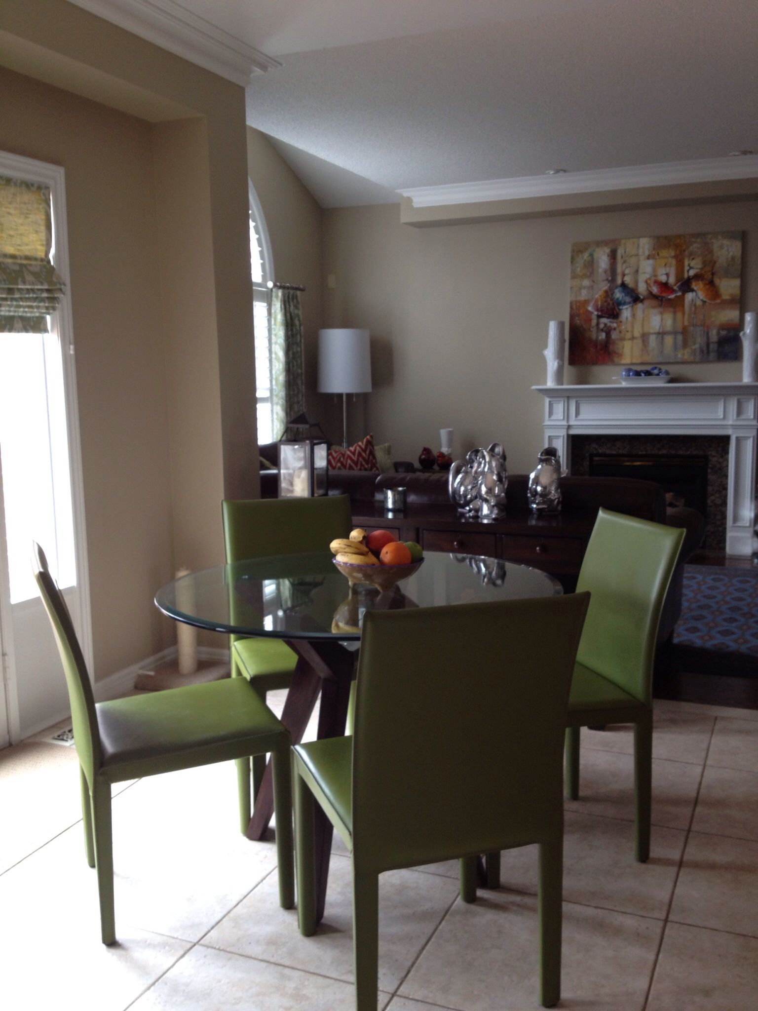 Small kitchen eating area Decor by Christine   Decor ...