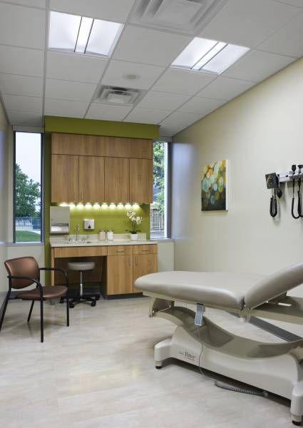Healthcare Flooring: Juanita Craft Rec Center | Parterre