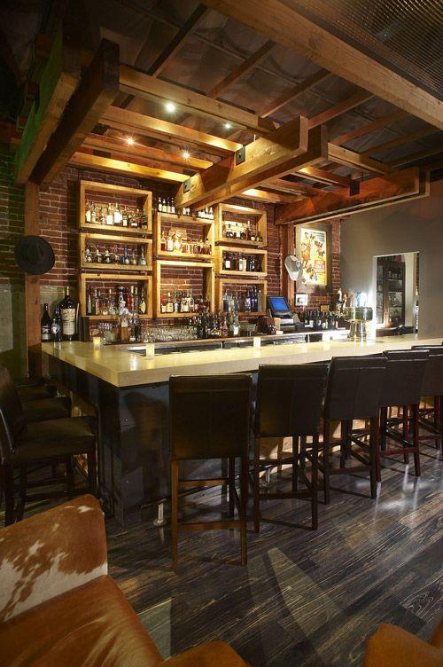 20 Glorious Contemporary Home Bar Designs You Ll Go Crazy For: Back Bar Design, Bars For Home, Bar Decor